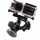Трикутна присоска з шарнірною головкою для GoPro (з камерами)