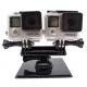 Кріплення для двох GoPro (використання)