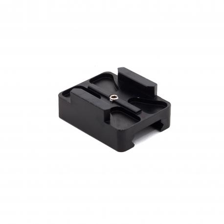Крепление для GoPro на оружие под ствол (вид сбоку)