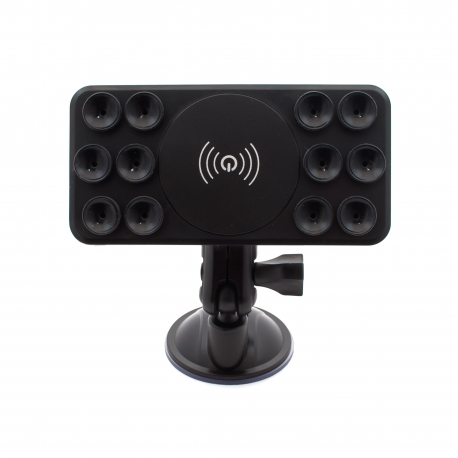 Qi Wireless Car Charger A8 with suction cups