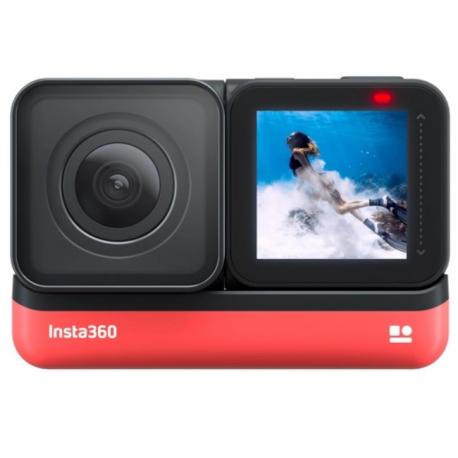 Экшн-камера Insta360 ONE R 4K Edition, главный вид