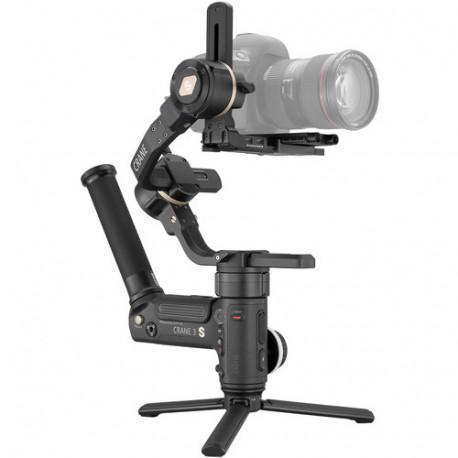 Стабилизатор для профессиональных камер Zhiyun CRANE 3S-E, главный вид