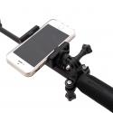 Кріплення смартфона на монопод з GoPro