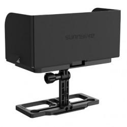 Держатель смартфона для пульта DJI Mavic Air 2/ Mini/ 2 / Pro/ 2/ Air/ Spark с солнцезащитной шторкой