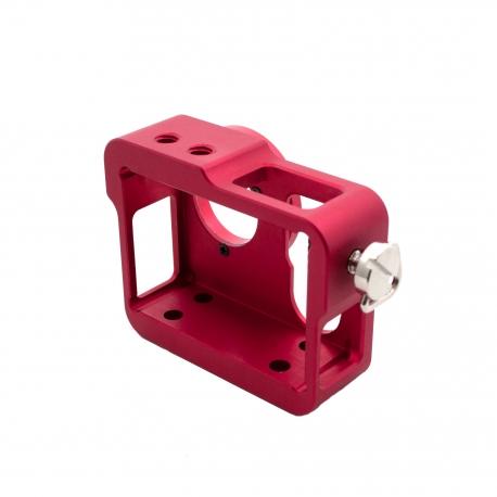 Алюминиевый корпус для GoPro 4 (вид внутри)