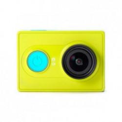 Экшн-камера Yi Sport Basic International Edition Green (вид спереди)