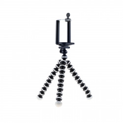 Гибкий штатив - осьминог (размер S) для GoPro или телефона (с держателем)
