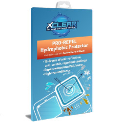 Гидрофобное защитное стекло XCLEAR PRO-REPEL для GoPro HERO9 Black