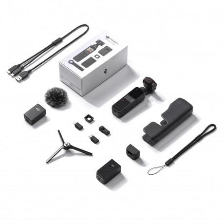 Стабилизатор с камерой DJI Pocket 2 Creator Combo
