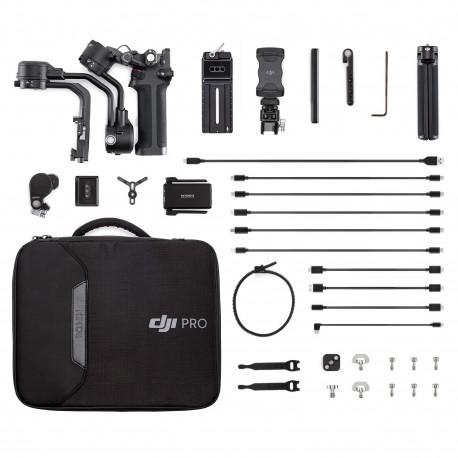 Стабилизатор для беззеркальных камер DJI Ronin RSC2 в наборе Pro Combo Kit, главный вид