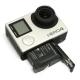 Аккумулятор Wasabi Power для GoPro HERO4 (установлен в GoPro HERO4)