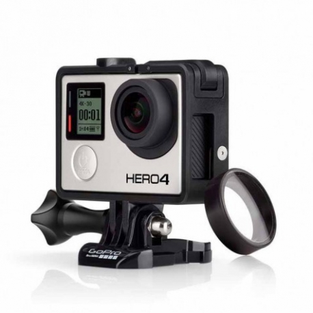 The Frame with protective lens for GoPro HERO4 и 3