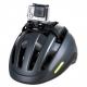 Крепление GoPro Vented Helmet Strap Mount (на вентилируемый шлем) (надето на шлем)