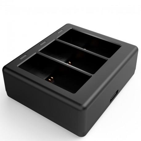 Зарядное устройство TELESIN для GoPro HERO9 Black, главный вид