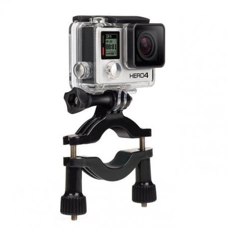 Кріплення GoPro Roll Bar Mount (3,55-6,35 см) (з камерою)