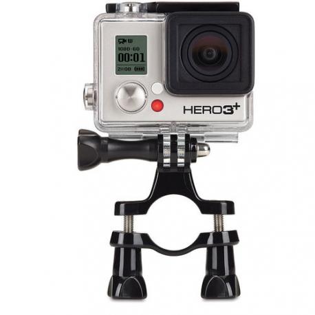 Кріплення GoPro Handlebar / Seatpost / Pole Mount (1,95-3,55 см) (з камерою HERO3)