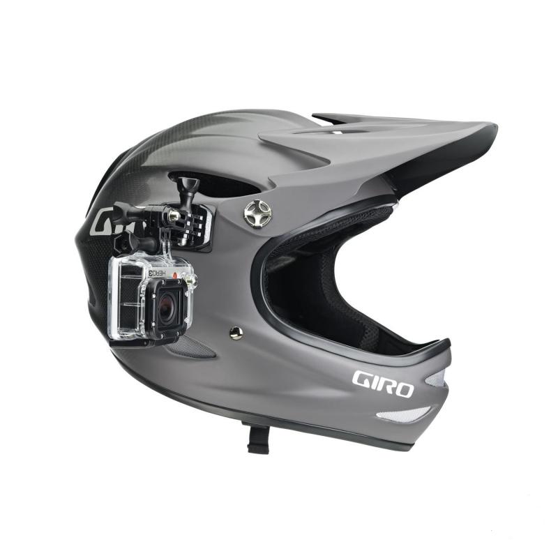 Боковое крепление для экшн-камеры на шлем