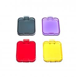 Набір фільтрів для GoPro HERO4 (повний) (чотири кольори)