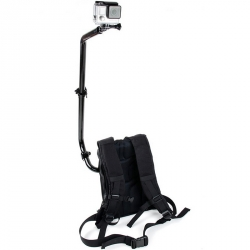 Рюкзак зі штангою для GoPro (крупний план)