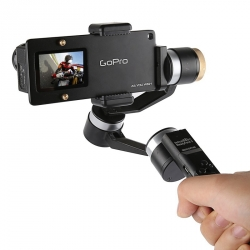 Smartphone gimbal to GoPro and SJCAM adapter