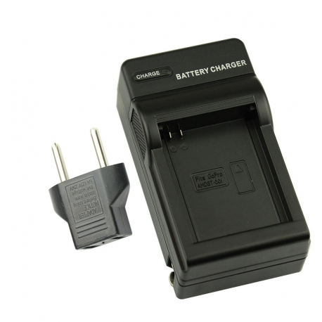 Wall charger for GoPro HERO2