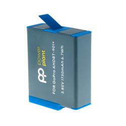 Аккумулятор PowerPlant с кейсом для GoPro HERO10 и HERO9 Black
