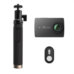 Xiaomi Yi 4K camera Black Travel International Edition + Remote control