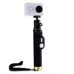 Экшн-камера Yi Sport White Travel International Edition + Remote control button (набор)