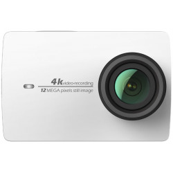 Xiaomi Yi 4K Pearl White action camera