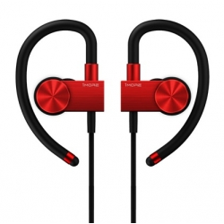 Bluetooth earphones 1More Active Red