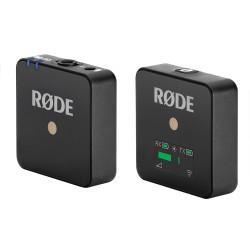 Беспроводная микрофонная радиосистема RODE Wireless GO