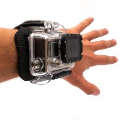 Корпус на запястье GoPro Wrist Housing (применение)