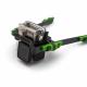 Крепление GoPro на стропы кайта CAMRIG с камерой GoPro HERO4