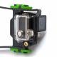 Крепление GoPro на стропы кайта CAMRIG (установлена HERO4)
