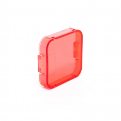 Red filter for GoPro HERO4