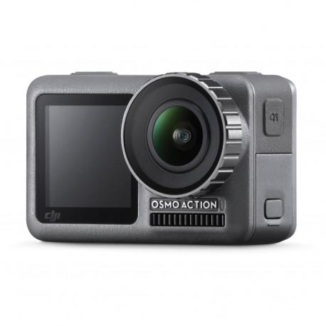 Экшн-камера DJI OSMO Action, крупний план