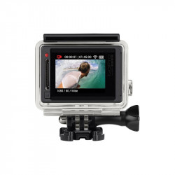 Экшн-камера GoPro HERO4 Silver (экран)