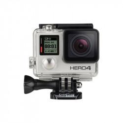 Экшн-камера GoPro HERO4 Silver  (передний план)
