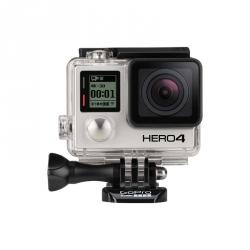 Экшн-камера GoPro HERO4 Black (крупный план)