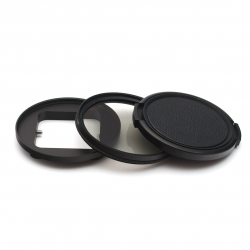 58 mm CPL filter with adapter for GoPro HERO Session