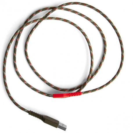 Кабель Skullcandy Line+ Braided USB Type-A to Micro USB, Standard Issue общий план