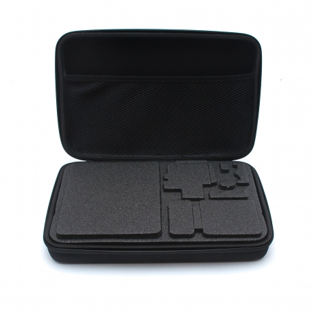 Large size storage case for GoPro