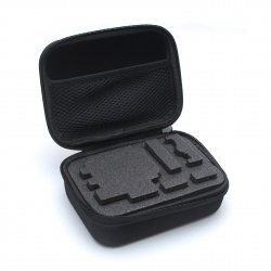 Small size storage case for GoPro