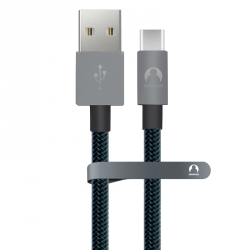 Data-cable USB Type-C Snowkids 1.2m braided