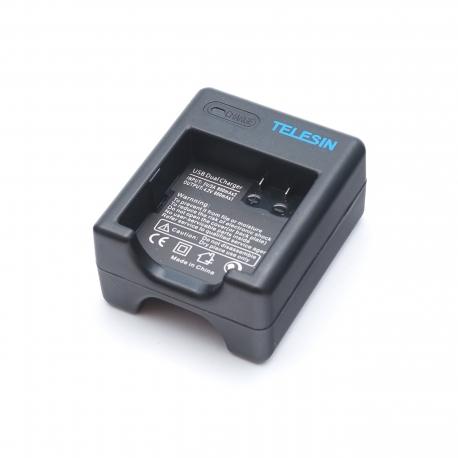 Telesin Xiaomi Yi 4К camera DUAL charger