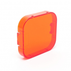Orange filter for GoPro HERO3 Dive housing