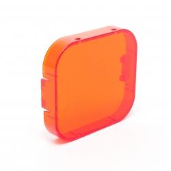 Оранжевый фильтр для GoPro HERO3 (вид слева)
