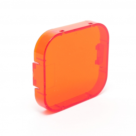 Orange filter for GoPro HERO3