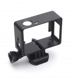 Рамка для GoPro с доступом к боковым разъемам (вид сверху)