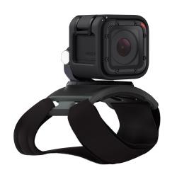 Крепление на руку GoPro The Strap (Hand Wrist Arm Leg Mount) (вид слева)